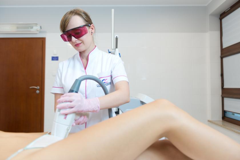 depilacja w clinica cosmetologica